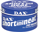 Afbeelding van Dax Short and Neat Light Hair Dress 99 gr.